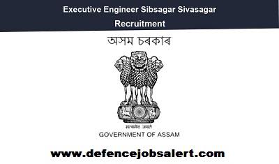 Irrigation Sibsagar Recruitment