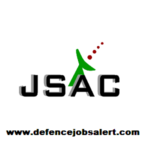 JSAC JRF And SRF Recruitment