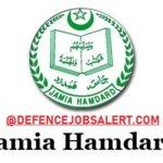 Jamia Hamdard Recruitment 2021 - सीनियर रिसर्च फेलो रिक्तियों के लिए आवेदन करें