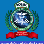 KCGMC Recruitment 2021 - 28 Sr Resident, Jr Resident & Demonstrator Vacancy | Welcome For New Jobs
