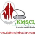 KMSCL Recruitment 2021 - Upcoming Jobs In Kerala Medical Services Corporation Limited
