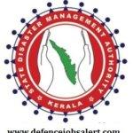 KSDMA Recruitment 2021 - Jobs In Kerala State Disaster Management Authority