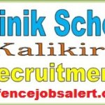 Kalikiri Sainik School Recruitment 2021 - 23 PET, Head Clerk & Other Vacancies