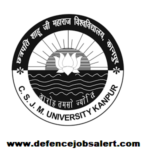 Kanpur University Recruitment 2021 - Jobs In Chhatrapati Shahu Ji Maharaj University Kanpur