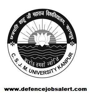 Kanpur University Recruitment