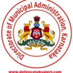 Karnataka Municipal Administration Recruitment 2021 - Jobs In Directorate of Municipal Administration Karnataka