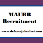 MAURB Recruitment 2021 - Vacancy In Maharashtra Agriculture Universities Recruitment Board