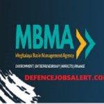 MBMA Meghalaya Recruitment