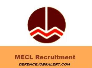 MECL-Recruitment