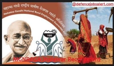 MGNREGA Jhalawar Recruitment