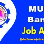 MUC Bank Recruitment 2021 - AGM/ Chief Manager, Chief Manager & Other Posts