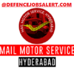 Mail Motor Service Hyderabad Recruitment 2021 - Latest Upcoming Notification