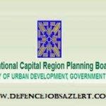 NCRPB Delhi Recruitment