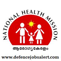 NHM Kerala Recruitment