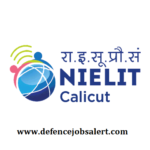 NIELIT Calicut Recruitment