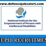 NIEPID Recruitment