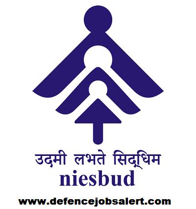 NIESBUD Recruitment