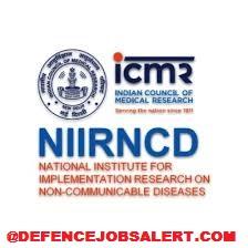 NIIRNCD Recruitment