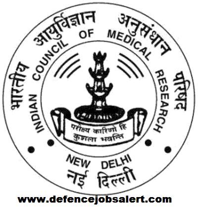 NIMR-ICMR Recruitment