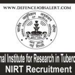 NIRT Delhi Recruitment