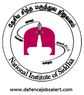 NIS Chennai Recruitment