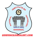 NIT Warangal Recruitment 2021 - Latest Upcoming Notification