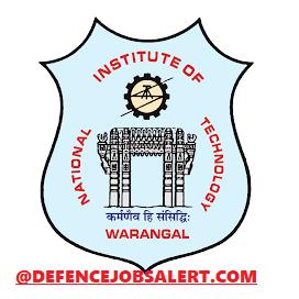 NIT Warangal Recruitment