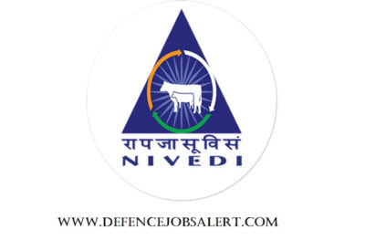 NIVEDI Recruitment