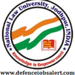 NLU Recruitment 2021 -  Jobs In National Law University