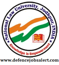 NLU Jodhpur Recruitment
