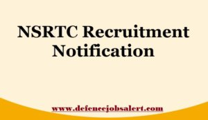 NSRTC Recruitment