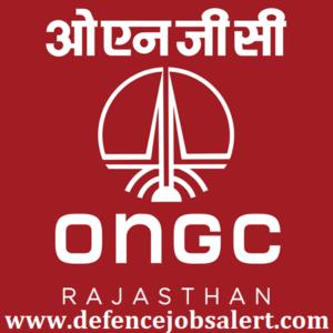 ONGC Rajasthan Recruitment