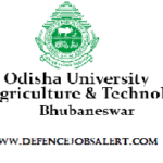 OUAT Bhubaneswar Recruitment