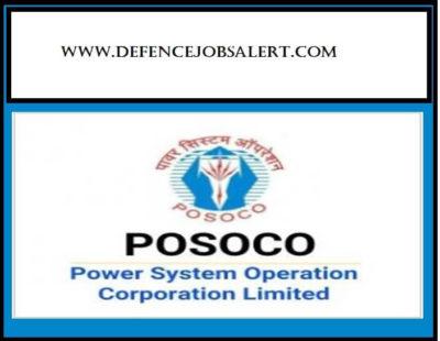 POSOCO Delhi Recruitment