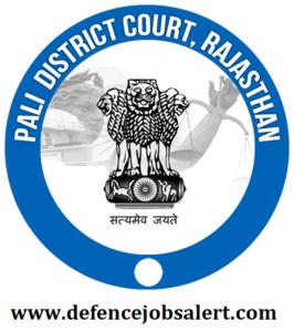 Pali District Court Recruitment