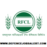 RFCL Recruitment 2021 -Upcoming Jobs In Ramagundam Fertilizers & Chemicals Limited