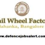 RWF Recruitment 2021 - Govt Jobs In Rail Wheel Factory