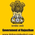 Rajasthan Government Recruitment 2021 - Upcoming Vacancy In Rajasthan