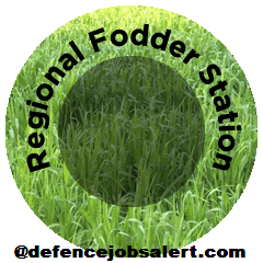 Regional Fodder Station Recruitment