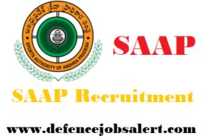 SAAP Recruitment