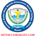 SHKM GMC Nalhar Mewat Senior Resident Recruitment
