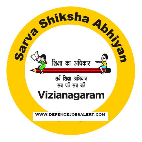 SSA Vizianagaram Recruitment