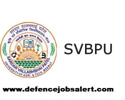 SVBP Meerut Recruitment