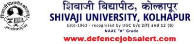 Shivaji University Kolhapur Recruitment