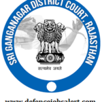 Sri Ganganagar District Court Recruitment 2021 - Upcoming Jobs In Rajasthan