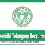 Streenidhi Telangana Recruitment 2021 - Latest Upcoming Notification