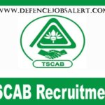 TSCAB Recruitment 2021 -Upcoming Government Vacancies