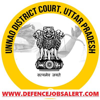 Unnao District Court Recruitment