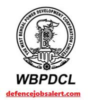 WBPDCL Recruitment