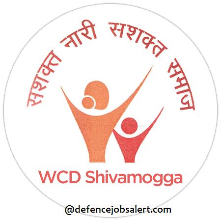 WCD Shivamogga Recruitment